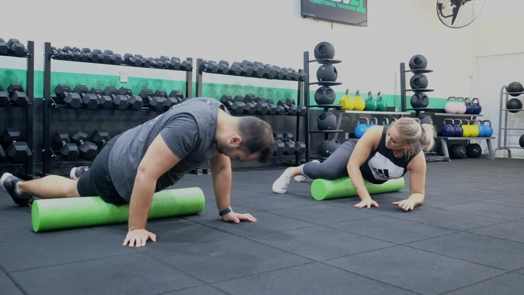 Tribe Restore Workout