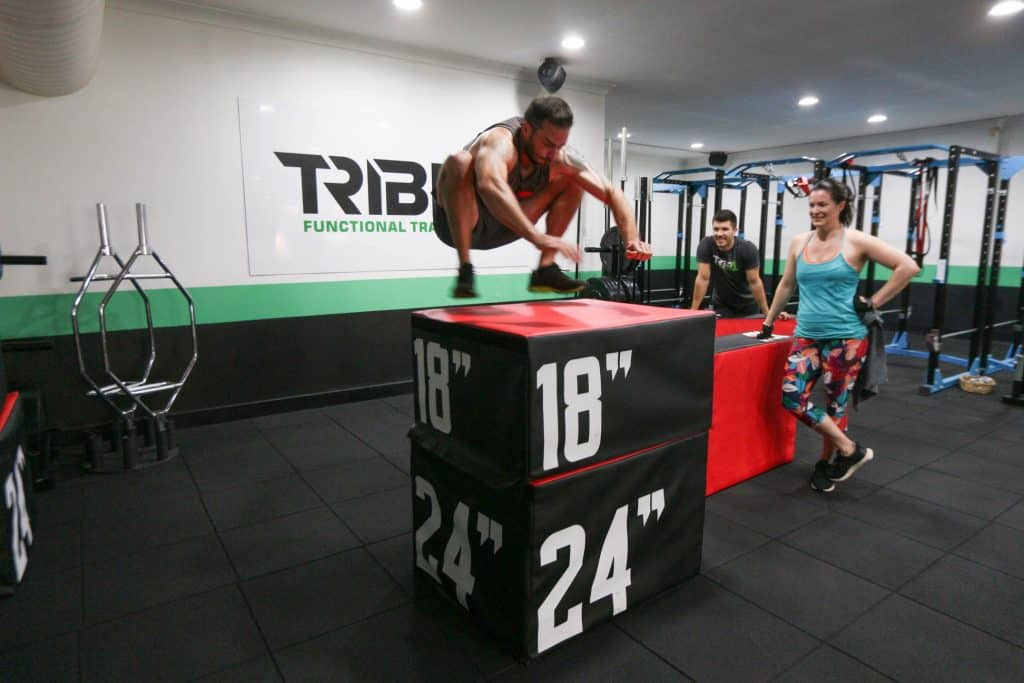 Tribe Total Workout Jump